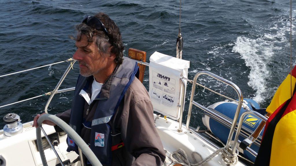 Wolfgang Hamann Yachtberater